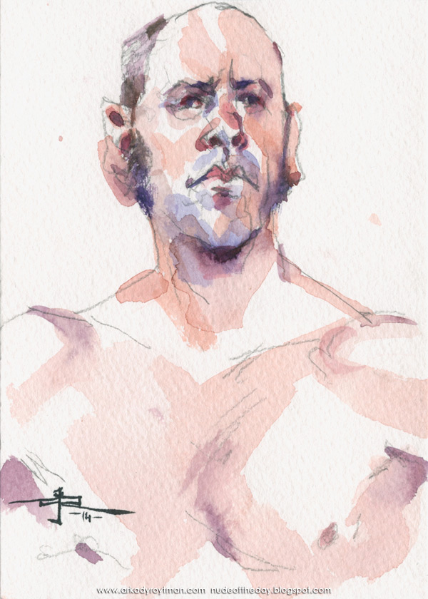 Torso Portrait Of Scott