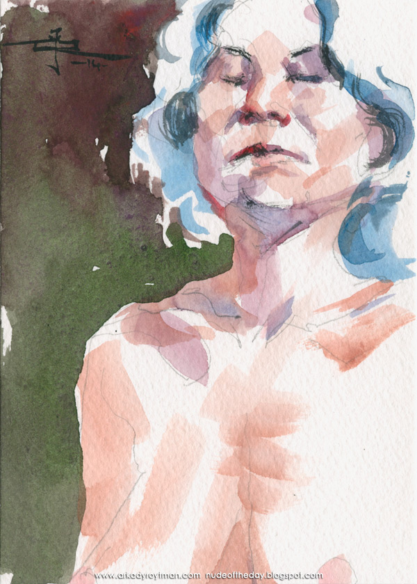 Torso Portrait of Beth