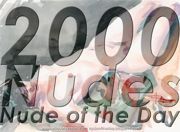 Nude of the Day 2000