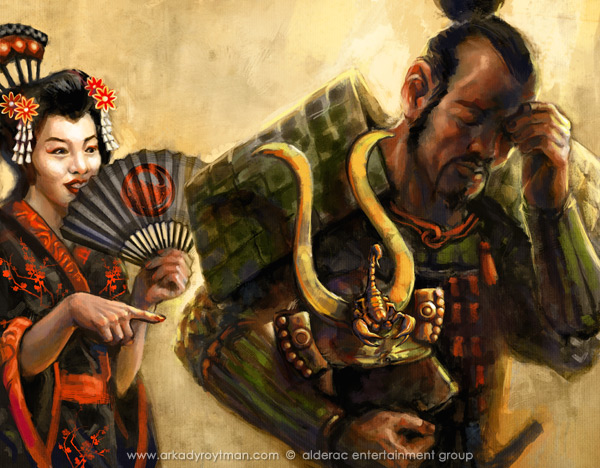 Legend of the Five Rings War of Honor 02